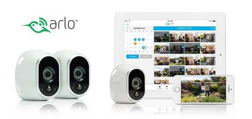 Outdoor wireless security camera