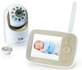 Baby video monitors by Infant Optics
