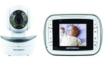 baby video monitors by motorola