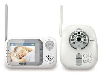video baby cameras by VTech