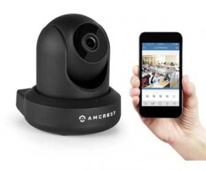 Amcrest wireless ip camera