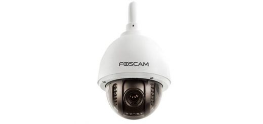 foscam ptz wireless outdoor camera