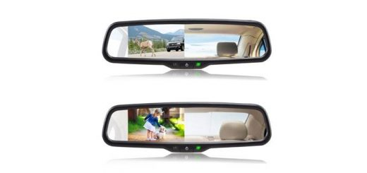 dash cam front and rear