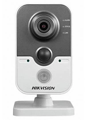 Hikvision cube model 3MP camera