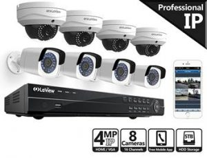 LaView 16 channel NVR