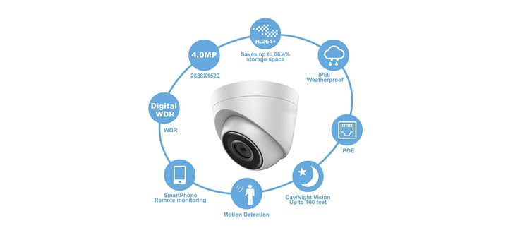 savvy pixel top rated 4mp poe outdoor camera security camera system. Black Bedroom Furniture Sets. Home Design Ideas