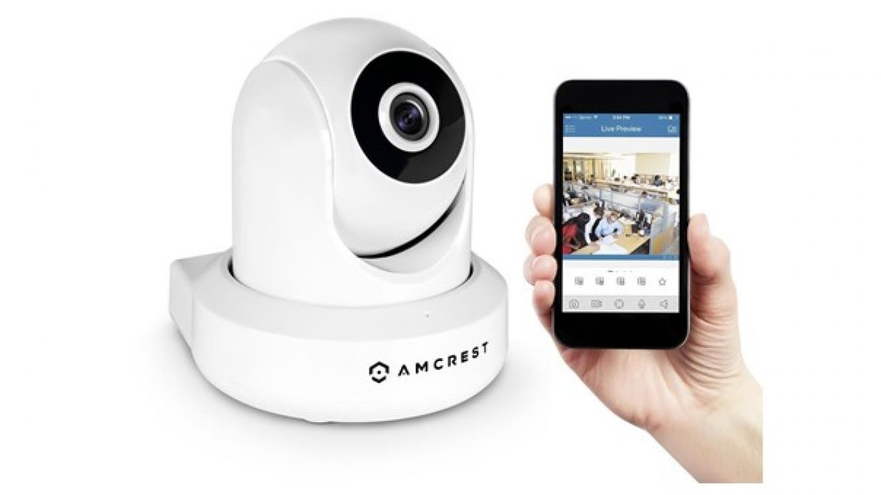 Amcrest IP2M-841 vs Foscam FI9821 Wireless Home Security Camera
