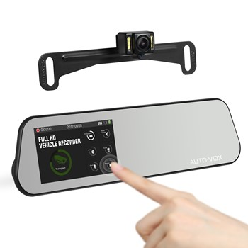 Auto Vox M6 front and rear dash cam