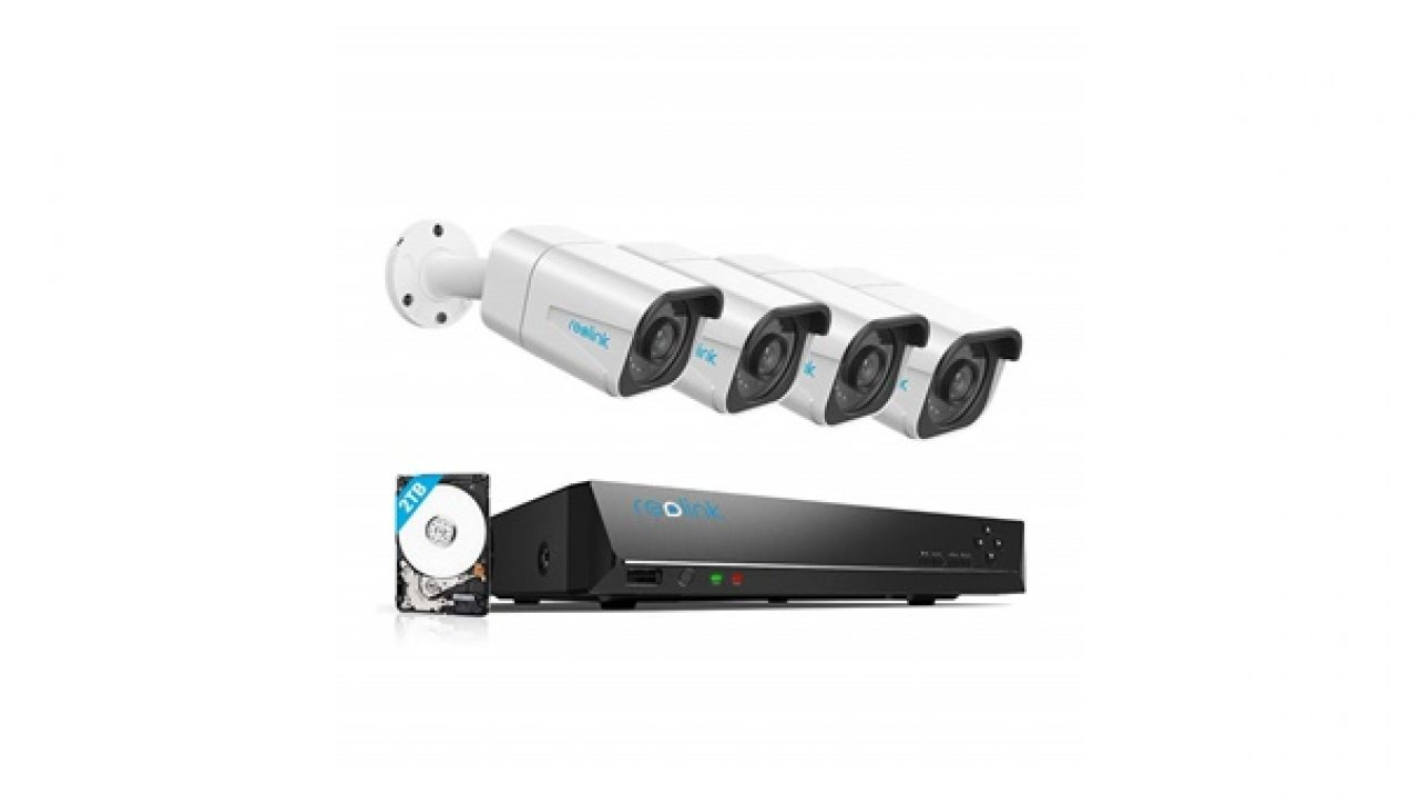 Reolink vs Lorex 4k 8 Channel NVR System Kit | Security