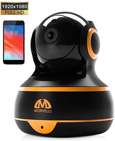Morvelli New 2019 wifi camera