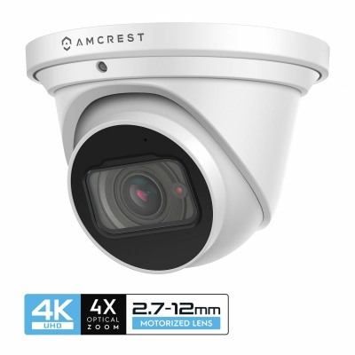 Amcrest ip8m-mt2544e with 4x optical zoom