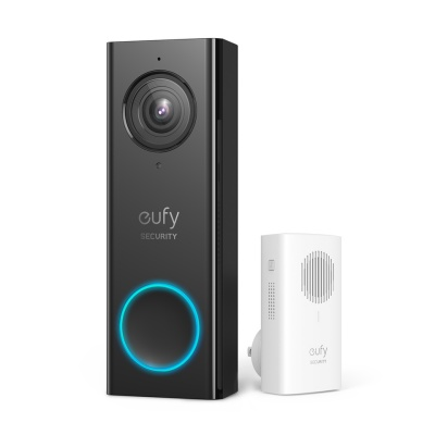 Eufy video doorbell with chime