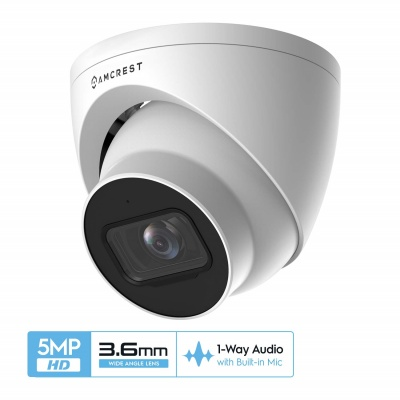 Amcrest ip5m-t1179ew 5MP turret camera