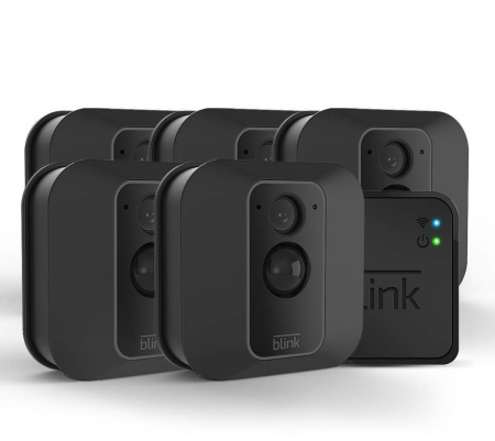 Amazon Blink XT2 wire-free cameras
