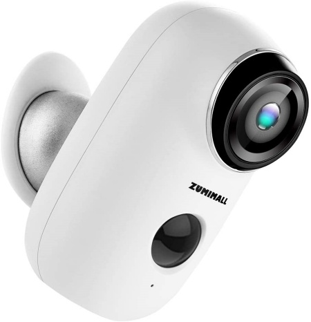 Zumimall wire-free security camera
