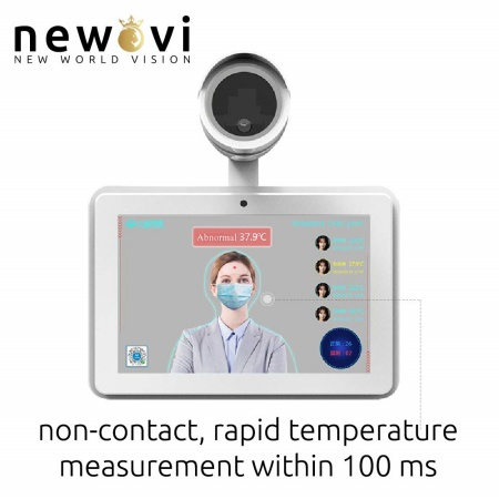 Visionera 2100 thermal body temperature camera