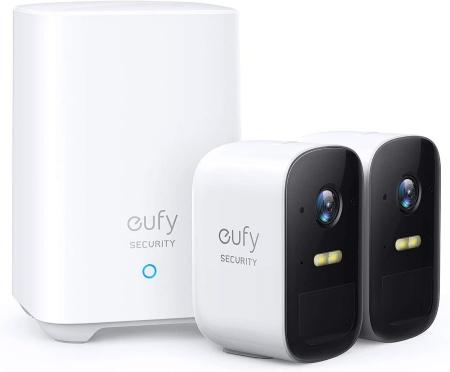 Eufy EufyCam Pro wire-free camera