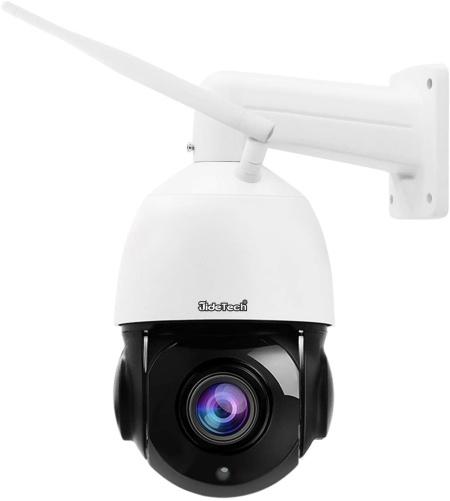 Jidetech PTZ camera with 20x optic